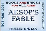 Aesops Fable Ad