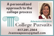 College Pursuits Updated Ad